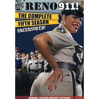 Reno 911: Sæson 5 [DVD] USA import