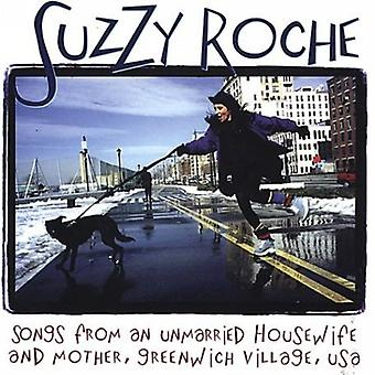 Suzzy Roche - sange fra en ugifte Housew [CD] USA import