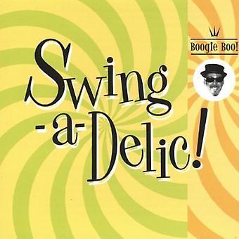 Swingadelic - Boogie Boo! [CD] USA import