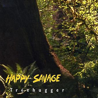 Happy Savage - Treehugger [DVD] USA importere