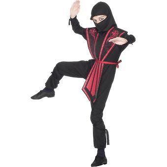 Ninjakostüm kids Ninja Japan costume