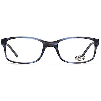 Animal Timson Classic Rectangle Glasses In Black