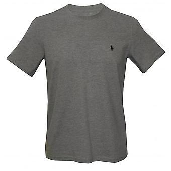 Polo Ralph Lauren Jersey katoen Crew-Neck T-Shirt, Heather Grey