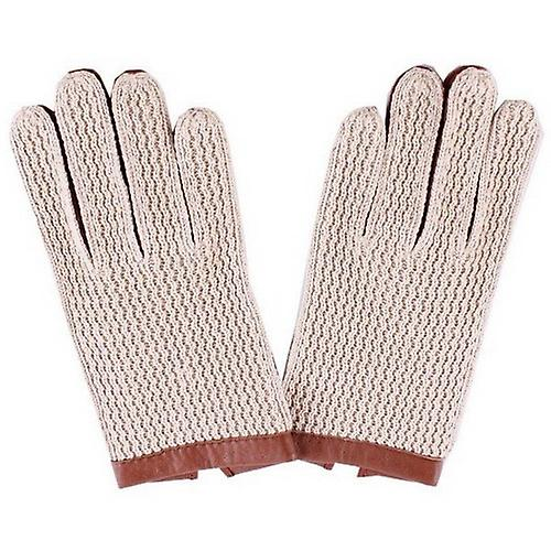 Dents Cotswold Driving-Handschuhe - Cognac Red