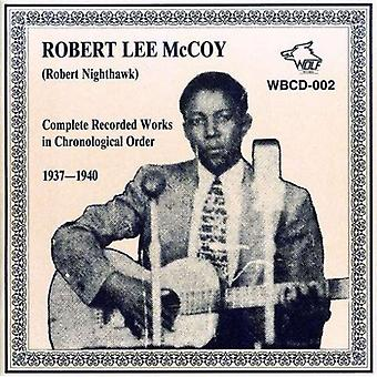 McCoy Robert Lee - McCoy Robert Lee: Indspillede værker [CD] USA import