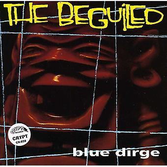 Lokke - blå Dirge [CD] USA importerer