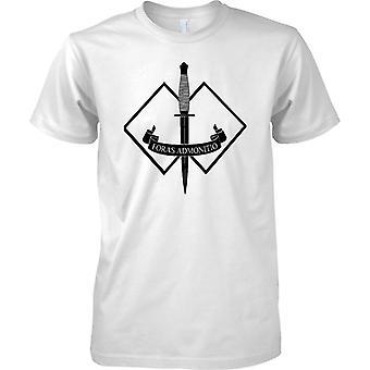 Australiano Op speciale - 2 ° Commando Regiment - militare esercito - Mens T-Shirt
