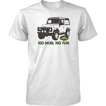 Nie No błoto zabawy - 4 x 4 offorad - Koszulka dla dzieci