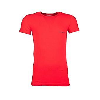 Emporio Armani Emporio Armani Underwear T-shirt In Black  Red And Blue 1110354A725