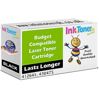 Cartuccia Toner nero compatibile Ricoh Type 1275 (412641 430475)