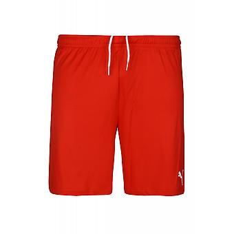 PUMA sports pants of shorts red breathable