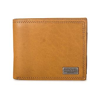 Rip Curl Clean RFID Leather Wallet
