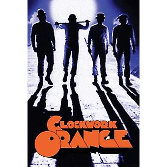Clockwork Orange - Alley Poster Poster afdrukken