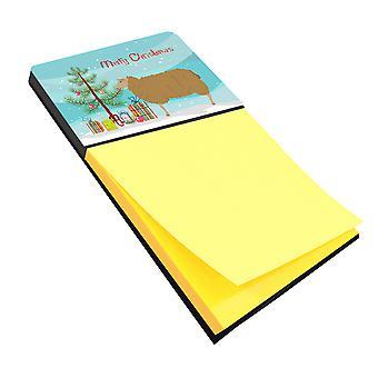 Carolines schatten BB9344SN Oost-Friese schapen kerst notitie houder