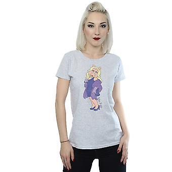 Muppets Women's Classic Miss Piggy T-Shirt