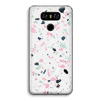 LG G6 Transparent Case - Terrazzo N°3