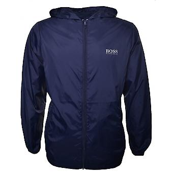 Hugo Boss Kids Hugo Boss Kids Navy Blue Windbreaker Jacket
