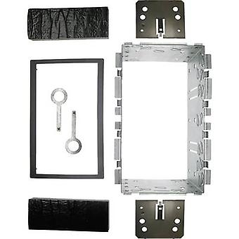 Car stereo double DIN faceplate AIV