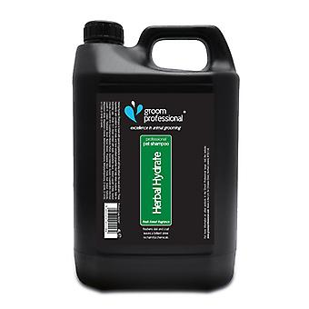 Groom Professional Herbal Hydrate Shampoo 4 Litre