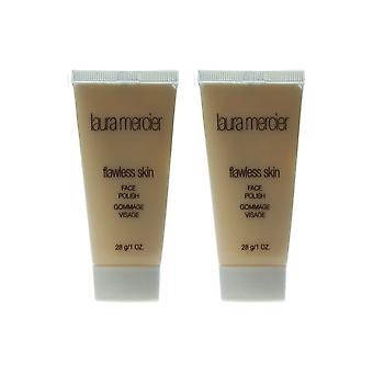 Laura Mercier 'Flawless Skin' Face Polish 1oz/28g New (Pack Of 2)