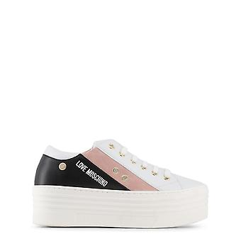 Love Moschino Women Sneakers White