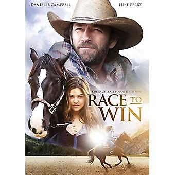 Race to Win [DVD] USA import