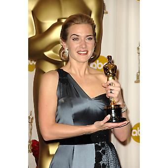 Kate Winslet Best Actress For The Reader In The Press Room For 81St Annual Academy Awards - Press Room Kodak Theatre Los Angeles Ca 2222009 Photo By Dee CerconeEverett Collection Celebrity ( x