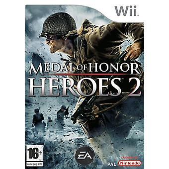 Medal Of Honor helte 2 (Wii)
