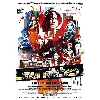 Soul Kitchen filmaffisch (11 x 17)
