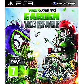 Plants Vs Zombies Garden Warfare (PS3) - Factory Sealed
