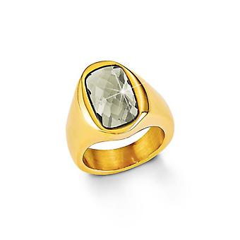 s.Oliver jewel ladies ring Silver Gold SO1166