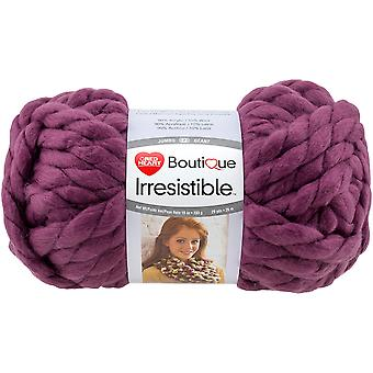 Red Heart Boutique Irresistible Yarn-Berry
