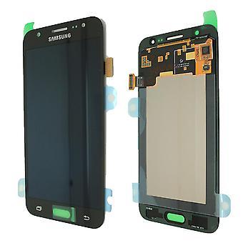 Samsung Galaxy J5 ekran LCD - SM-J500F - Samsung Service Pack - czarny