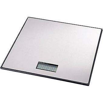 Maul MAULglobal parcela Balanzas peso rango 50 kg g legibilidad 50 pilas plata
