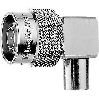 Coax adapter N plug-FME plug Telegärtner J01027C00201 pc(s)