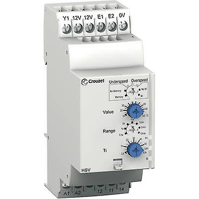 Crouzet 84874320 HSV Phase Monitoring Relay