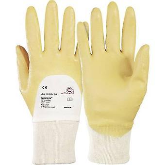 KCL Monsun® 105 katoen beschermende handschoen maat (handschoenen): 7, S EN 388 1 paar