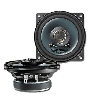Mac Mobile Street 10.2, 2-way coaxial speaker suitable for Fiat, Alfa and Lancia models