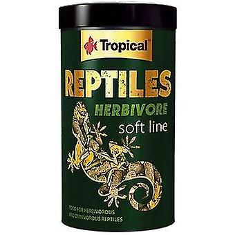 Tropical 11634 Reptil Soft Herbivoro 250 ml (Reptiles , Comida)