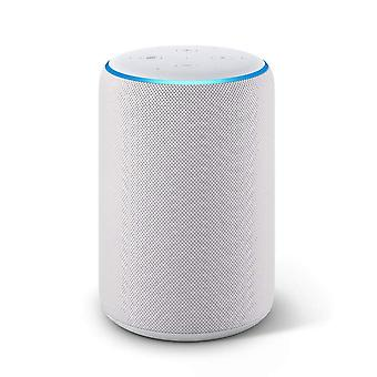 Amazon Echo Plus (2nd Gen) - Premium sound with a built-in smart home hub - Sandstone Fabric