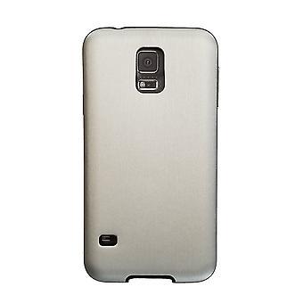 Verizon Soft Case for Samsung Galaxy S5 – Gray / Black