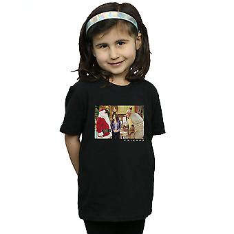 Friends Girls The Holiday Armadillo T-Shirt