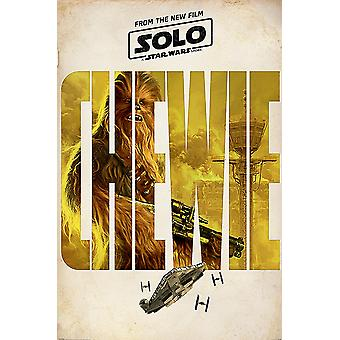Solo: A Star Wars Story Chewie Teaser