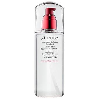 Shiseido Treatment Softner Enriched 5oz / 150ml