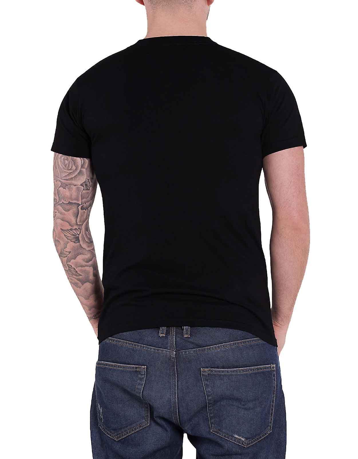 Ghost T Shirt Danse Macabre band Logo new Official Mens Black