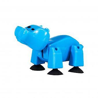 StikBot Safari, StikHippo, blau