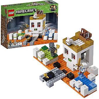 Lego 21145 Minecraft Arena