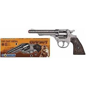 Gonher revólver de cowboy 8 escocês