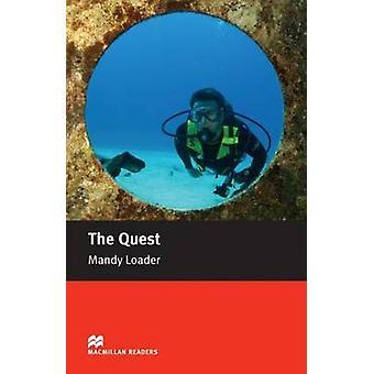 De Quest door Mandy Loader