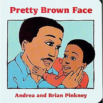 Ganska brunt ansikte - familjefest styrelsen böcker av Andrea Davis Pin